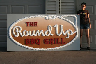 Photo: Carved Signs Made for Restaurant Franchise in California...Check out www.nicecarvings.com