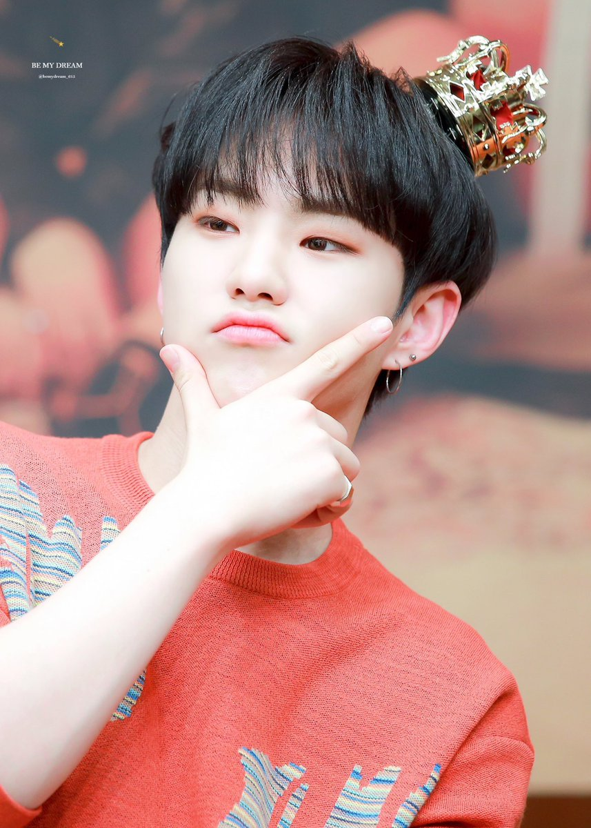 SEVENTEEN's Hoshi Solves The Mystery Of Whose Hands Were ...