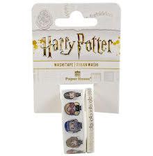 Paper House Washi Tape 2/Pkg Harry Potter - Chibi