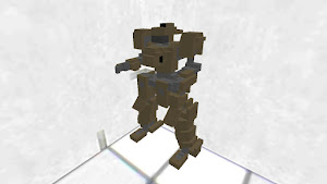 20式決戦機動兵器素体 改造