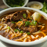 House Special Spicy Beef Noodle Soup