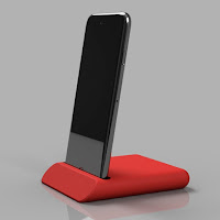 Smartphone Stand Format Design