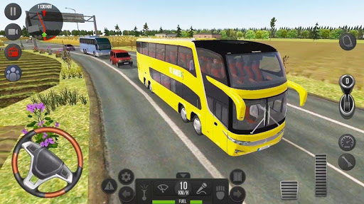 City Coach Bus 2: Uphill Tourist Driver Simulator 1.0 screenshots 6
