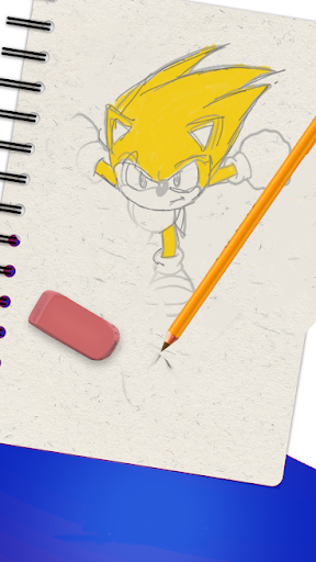 The hedgehog coloring  and drawing book hack tool