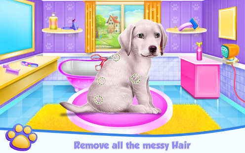 Labrador at the Doctor Salon- screenshot thumbnail