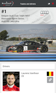Blancpain GT Series- screenshot thumbnail