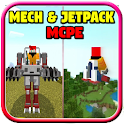 Mechs and Jetpacks for Minecraft PE icon