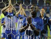 Mooie beelden! Genk-supporters en ploegmaats bezorgen Kebano mooi afscheid