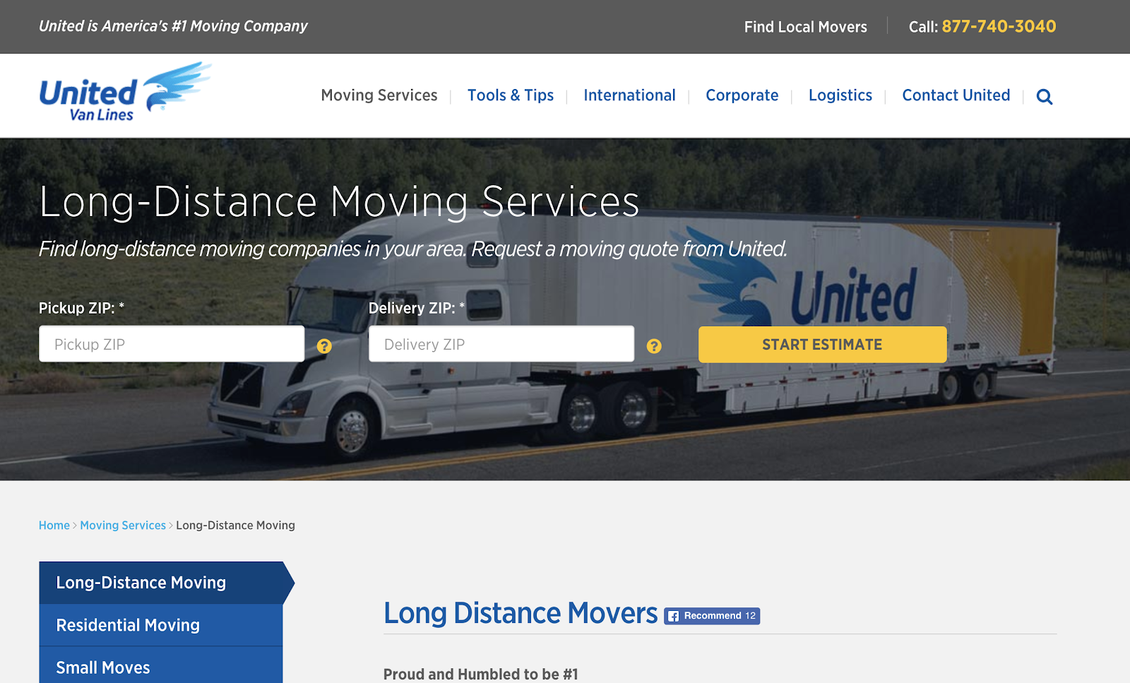 Best Moving Companies of 2019