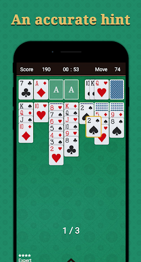 Solitaire 1.64 screenshots 3