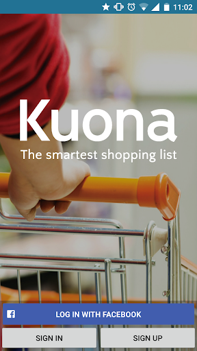 Kuona Shopping List