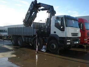 Photo: Fandos Used Trucks Crane/ Camiones de ocasión con grua (usados)