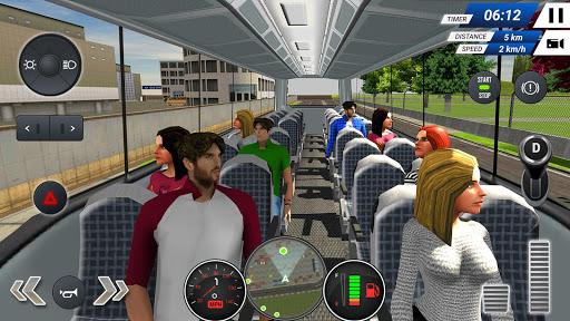 Bus Simulator 2019 - Free 2.1 screenshots 6