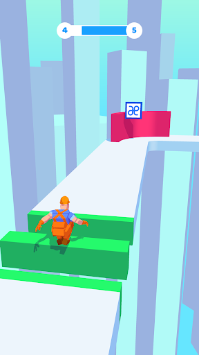 Parkour Rush mod apk 0.1 screenshots 1