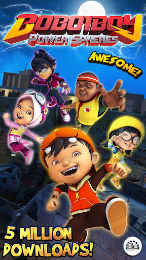 Power Spheres by BoBoiBoy  screenshots 16