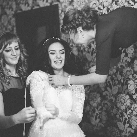 Wedding photographer Elena Molodzyanovskaya (molodaya). Photo of 03.01.2018