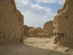 Photo: Outside Turpan? I'll find specific locations sometime.