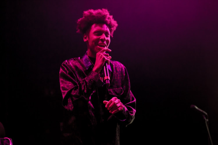 Masego was dragged by fans for his decision to visit Israel.