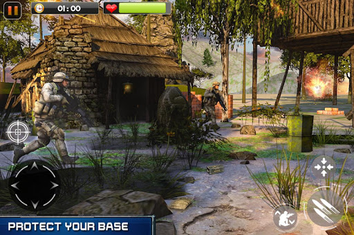 Real Commando Secret Mission 2.0.3 screenshots 11
