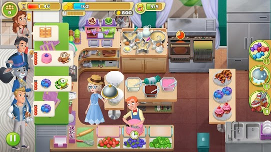 Cooking Diary® MOD (Unlimited Gems) 7