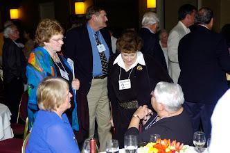 Photo: Nancy Ford Truher, Nancy Gough Purnell, Bill and Barbara Royer Graham, and Karen Wingard