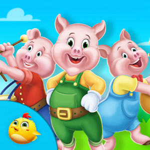 Three Little Pigs Fairy Tale for PC and MAC
