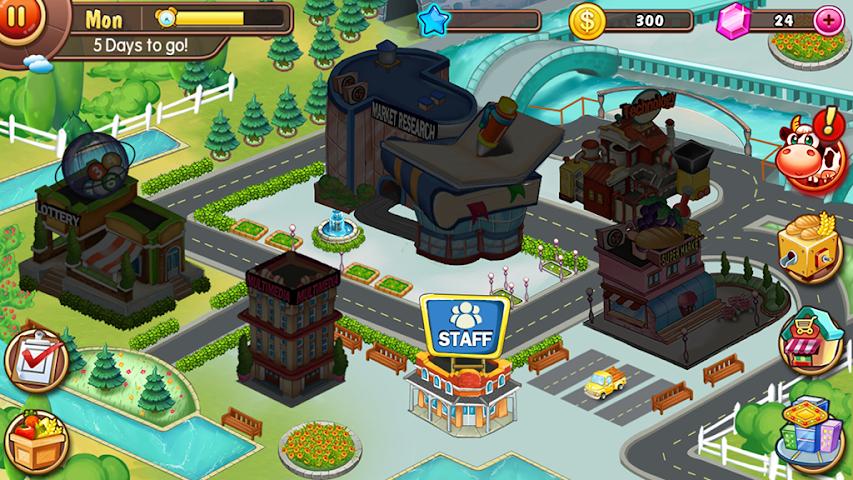 android Virtual Farm Business Village Screenshot 3