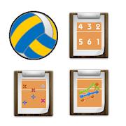 Volleyball Tactics Board Beta