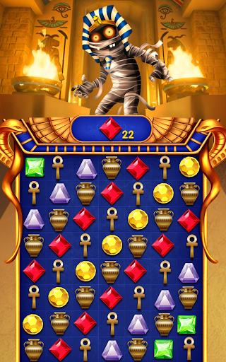 trésor puzzle égypte pyramide  captures d'écran 1