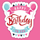 Birthday Stickers WAStickerApp for PC-Windows 7,8,10 and Mac