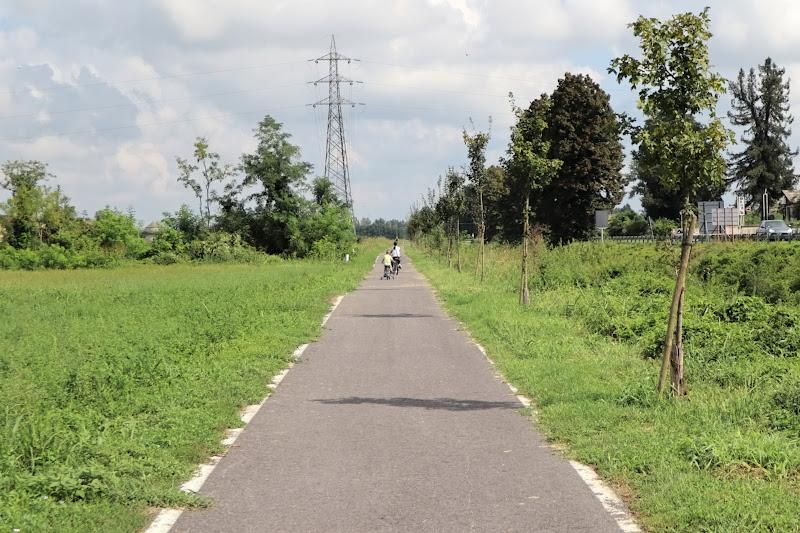 fuga in bici di Biagio_