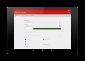 Screenshot of Password Generator Pro