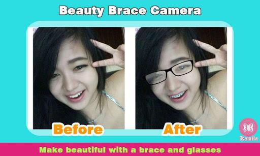 Beauty Brace Camera