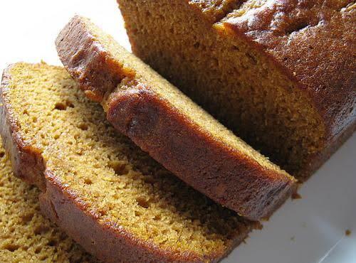 Cindy's Pumpkin Bread Recipe