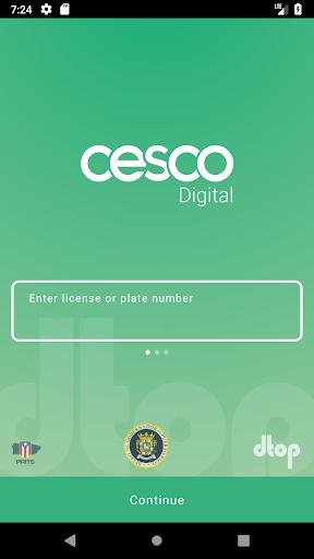 Download CESCO Digital MOD APK 2