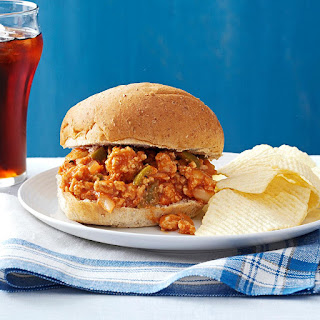 Turkey Sloppy Joes for a Crowd.