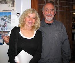 Photo: Lynn Lipton, Greg Cahill - Photo by Fred Robbins