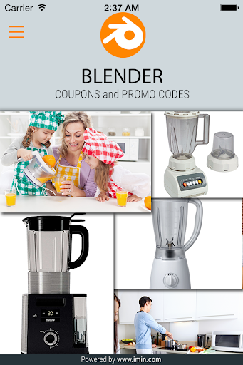 Blender Coupons - I'm in