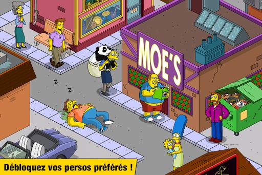 Les Simpsonu2122 Springfield  captures d'u00e9cran 2