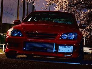 アルテッツァ SXE10 RS200  SXE10改  12年のカスタム事例画像 マルちゃんさんの2020年03月31日05:57の投稿