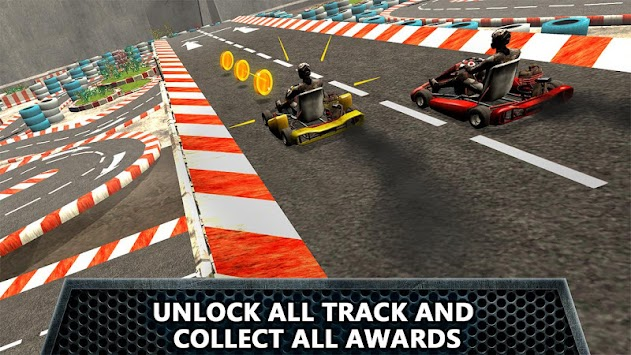 Ultimate Kart Racing Rush Apk By