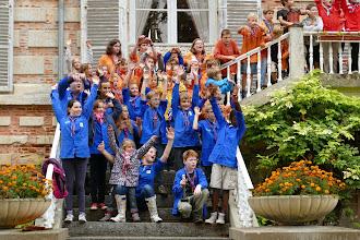 Photo: Scouts et Guides de France du groupe de LISIEUX