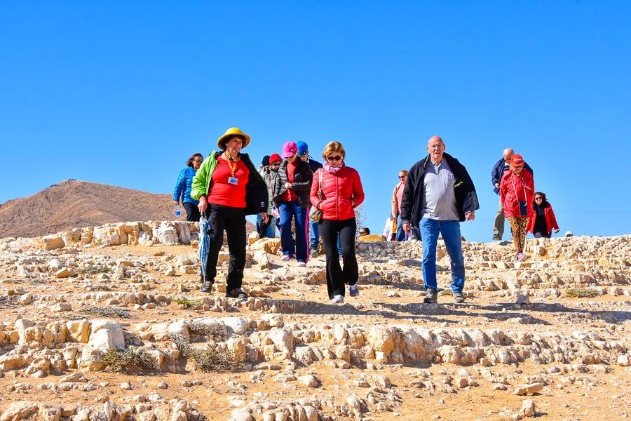 Экскурсия в пустыню Негев. Гид в Израиле Светлана Фиалкова