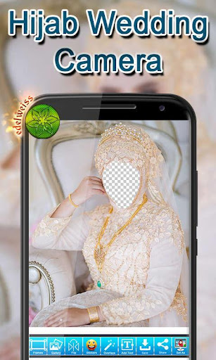 Hijab Wedding Camera 1.3 screenshots 8