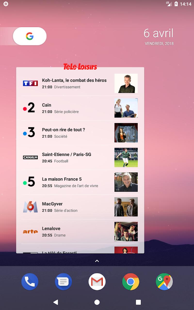 Programme TV par Télé Loisirs : Guide TV & Actu TV Screenshot 14