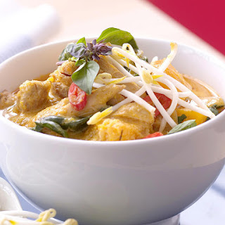 Thai Red Chicken Curry.