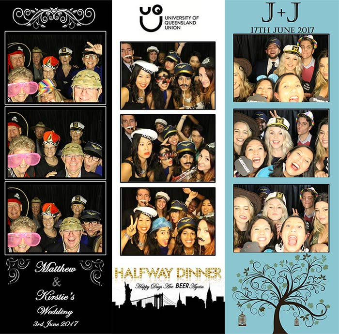 photo booth hire queensland