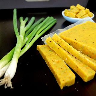 Garlic-Chive Zucchini Cheese (Dairy-Free, Autoimmune-Friendly).