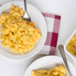 Baked Macaroni And Cheese With Heavy Cream Recipes.