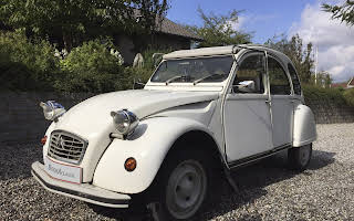 Citroen 2 CV Rent Fyn
